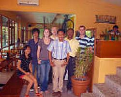 Group of TEFL/TESOL trainees