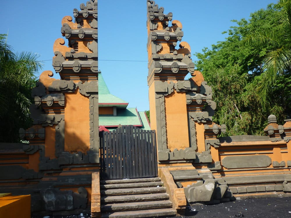 Balinese architeucture